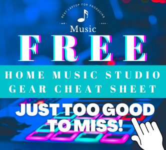 You Are Not Going To Produce The Best Music If You Are Missing This Free Home Music Studio Gear Cheat Sheet